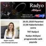TRT1 Radyo Atölyesi
