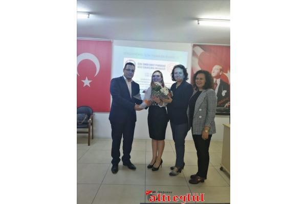 AKHİSAR 01-07 Kasım Disleksi Farkındalık Haftası Semineri